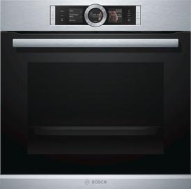 Духовой шкаф Bosch Serie 8 HRG656XS2