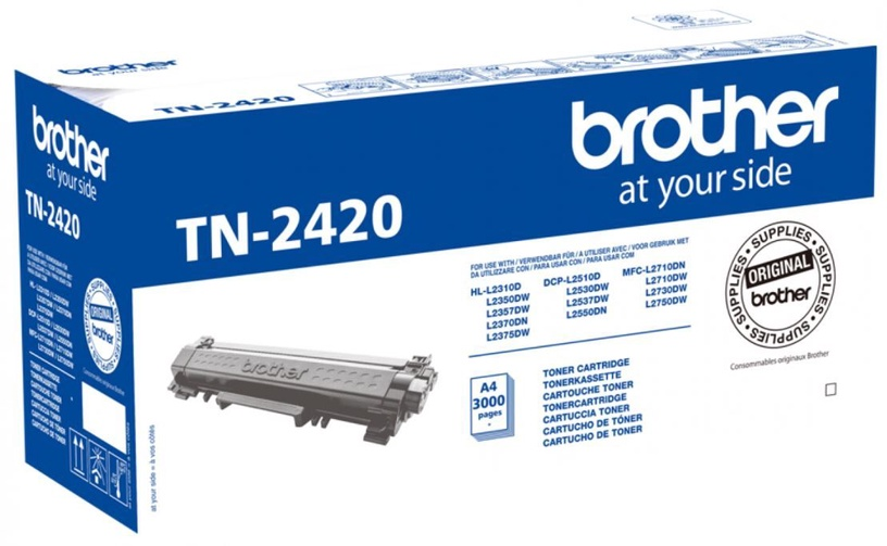 Brother Toner 3000p Black