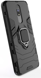 Hurtel Ring Armor Back Case For Xiaomi Redmi 8/8A Black