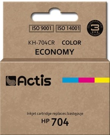 Actis Cartridge KH-704CR For HP 9ml Multicolor