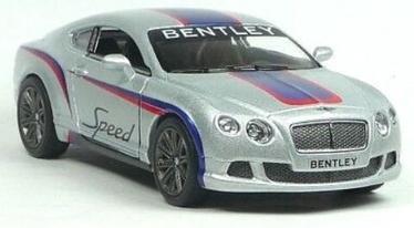 Kinsmart Bentley Continental GT Speed 2012 12cm