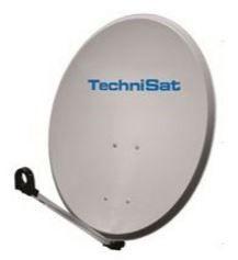 TechniSat Sat Antenna Beige 80cm