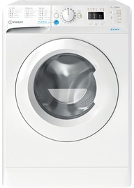 Veļas mašīna Indesit BWSA 71251, 7 kg, balta
