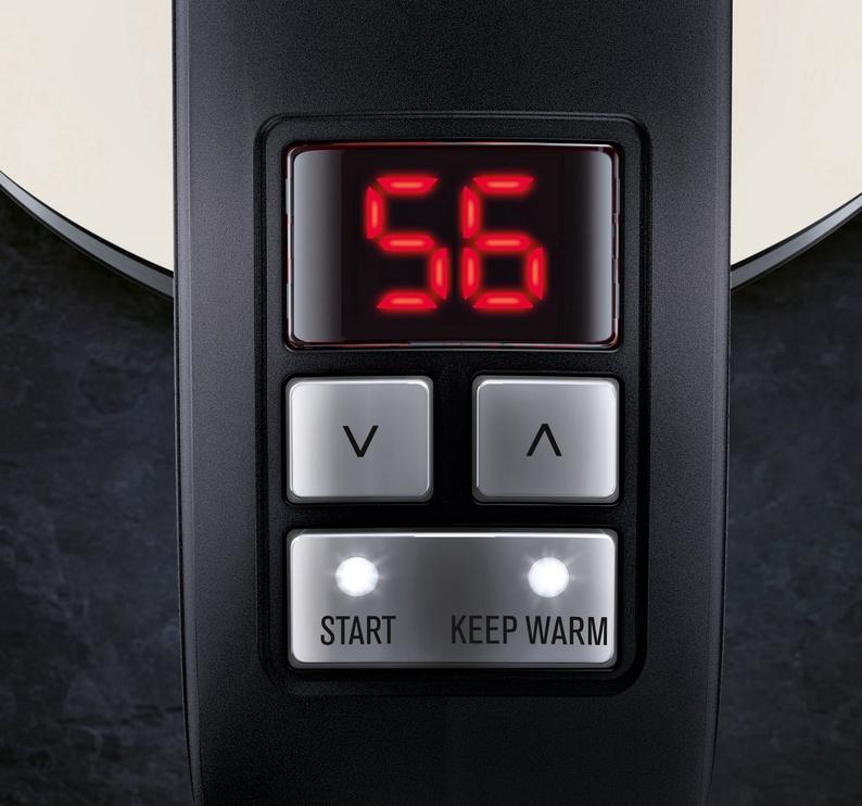 Elektriskā tējkanna Electrolux EEWA7700W, 1.7 l