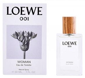 Туалетная вода Loewe 001 Woman 30ml EDT