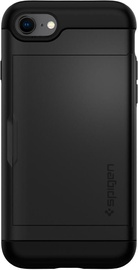 Spigen Slim Armor CS Wallet Back Case For Apple iPhone 7/8 Black