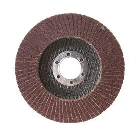 Slīpēšanas disks ar ziedlapiņu malām Vagner SDH, diametrs 115x22 mm, graudainība NR60