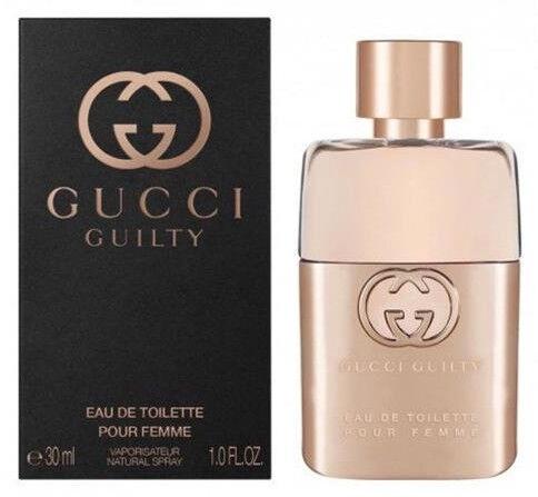 Туалетная вода Gucci Guilty Pour Femme 30ml EDT