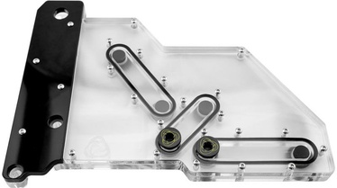 Singularity Computers Spectre 2.0 Elite Kit Side Distro Plate Black