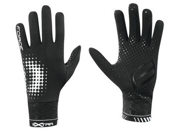 Force Extra Full Gloves Black S