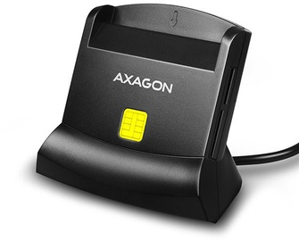 Axagon CRE-SM2 4-slot Smart Card Reader