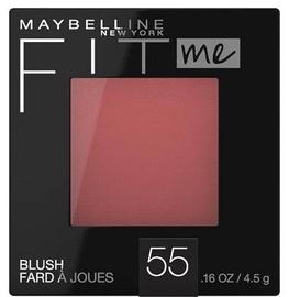 Vaigu sārtums Maybelline Fit Me! 55 Berry, 4.5 g