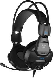 Spēļu austiņas E-Blue Cobra 926 Black