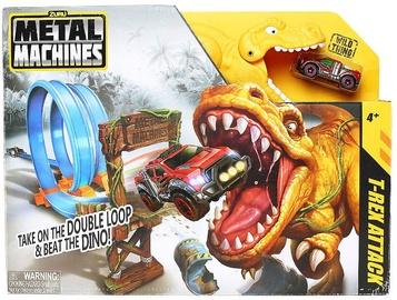 Rotaļlieta trase Zuru Metal Machines T-Rex Attack 6702