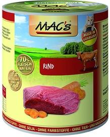 Mac's Cat Beef 800g