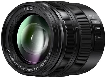 Panasonic LUMIX G X VARIO 12-35mm f/2.8 II ASPH./Power O.I.S. Black