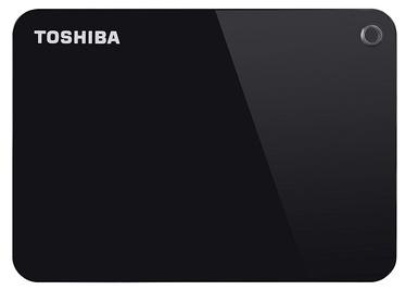 "Toshiba Canvio Advance 2.5"" 2TB USB 3.0 Black"