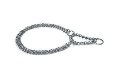 Beeztees Metal Dog Collar 2.5x50cm