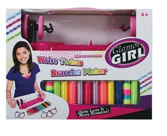 Набор для изготовления браслетов Glamor Girl Wrist Twists 51421924