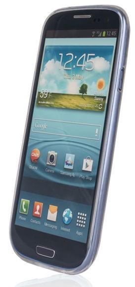 OEM Ultra Slim Back Case For Samsung Galaxy Egde S6 Transparent