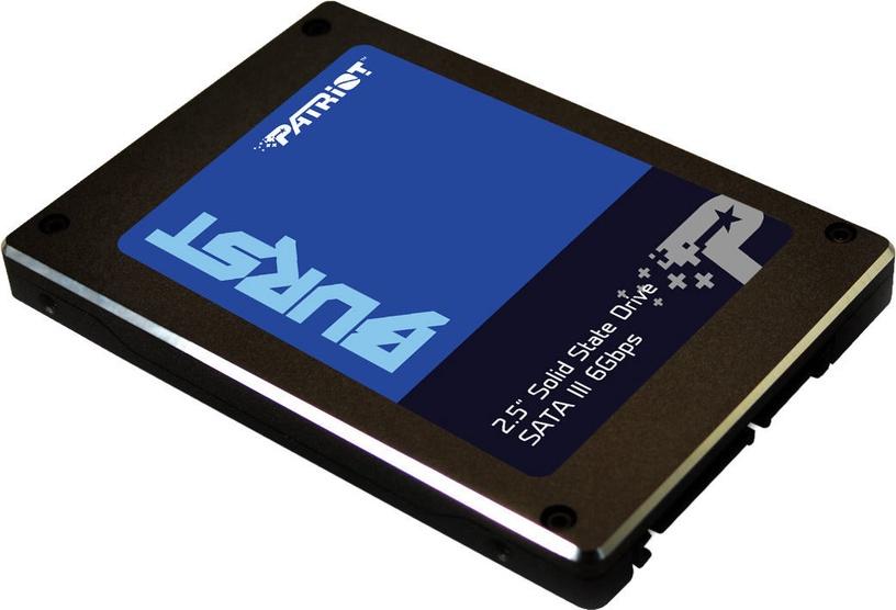 Cietais disks (SSD) Patriot PBU240GS25SSDR, SSD, 240 GB