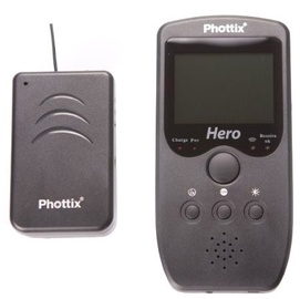 Phottix HERO LiveView Wireless Remote C6