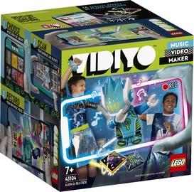KONSTRUKTORS LEGO VIDIYO CITPLAN. 43104