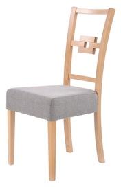 Halmar Stan Chair Honey Oak Grey