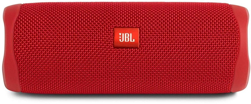 Bezvadu skaļrunis JBL Flip 5, sarkana, 20 W