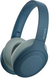 Беспроводные наушники Sony WH-H910N Blue