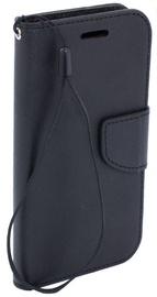 Telone Fancy Diary Bookstand Case HTC Desire 510 Black