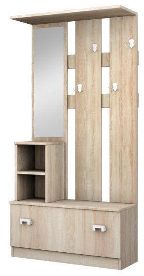 Idzczak Meble Hallway Unit Jola Sonoma Oak