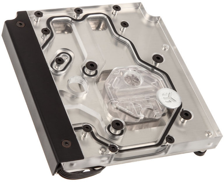 EK Water Blocks EK-FB MSI Z270/Z370 GAMING RGB Monoblock Nickel
