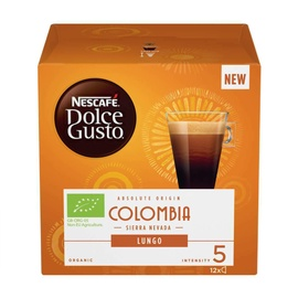 Кофе в капсулах Nescafe Dolce Gusto Lungo Colombia, 84 g., 12 шт.