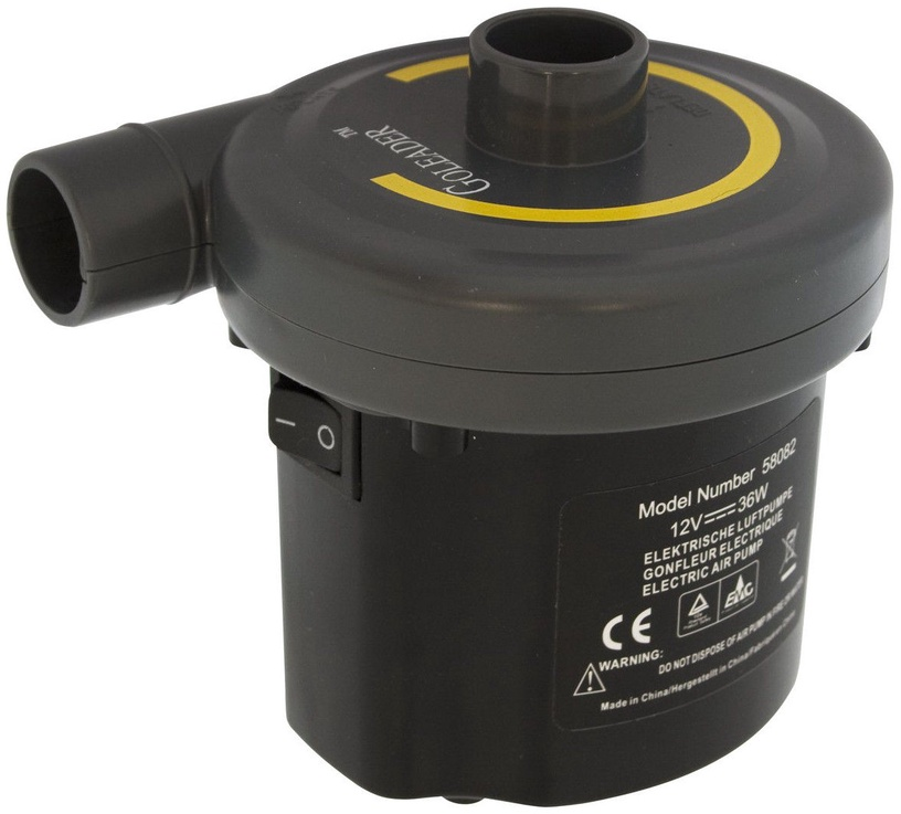 EuroTrail Electric Pump 50Hz Black