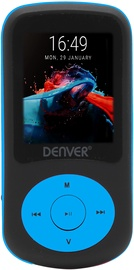 Музыкальный проигрыватель Denver MPG-4094NR, 4 ГБ