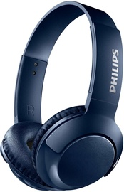 Austiņas Philips SHB3075BL/00 Blue, bezvadu
