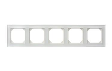 Liregus Epsilon Five Way Frame K14-245-05 White
