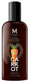 Eļļa saules aizsardzībai Mediterraneo Sun Carrot Suntan Oil Dark Tanning SPF10, 100 ml