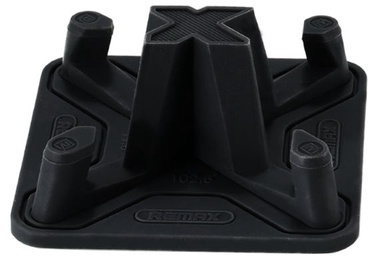 Remax Universal Car Nano Silicone Stand Holder Black