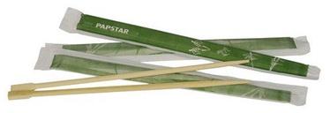Papstar Chopsticks Bamboo 23cm 50 Pairs