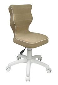 Entelo Childrens Chair Petit Size 4 White/Beige VS26