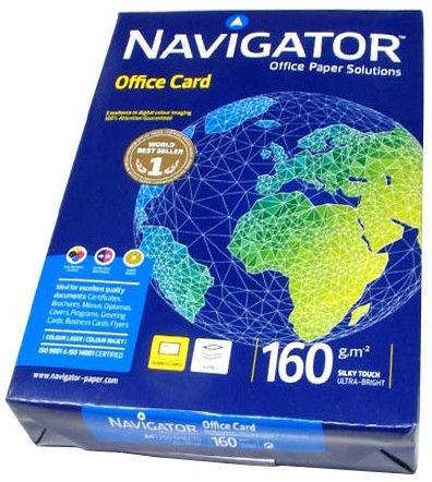 Kopijamais papīrs Navigator A4 160g / m2 250