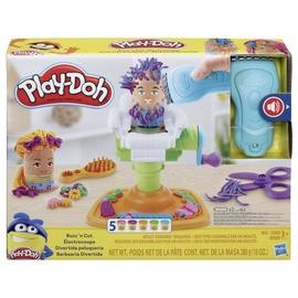 Hasbro Play Doh Buzz 'n Cut Barber Shop Set E2930
