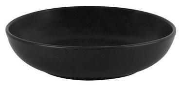 Bļodiņa Porland Seasons Shallow Bowl D17cm Black