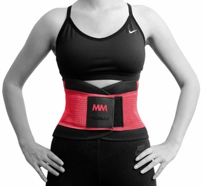 Mad Max Slimming And Support Belt Red M