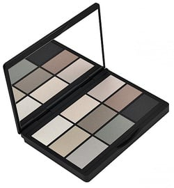 Тени для глаз Gosh 9 Shades Shadow Collection 04 To Be Cool in Copenhagen, 12 г
