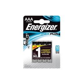 BATERIJAS ENERGIZER MAX PLUS AAA/LR03 4