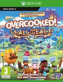Overcooked: All You Can Eat Xbox One