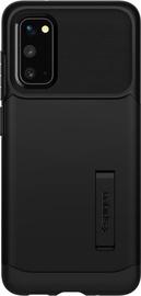 Spigen Slim Armor Back Case For Samsung Galaxy S20 Black